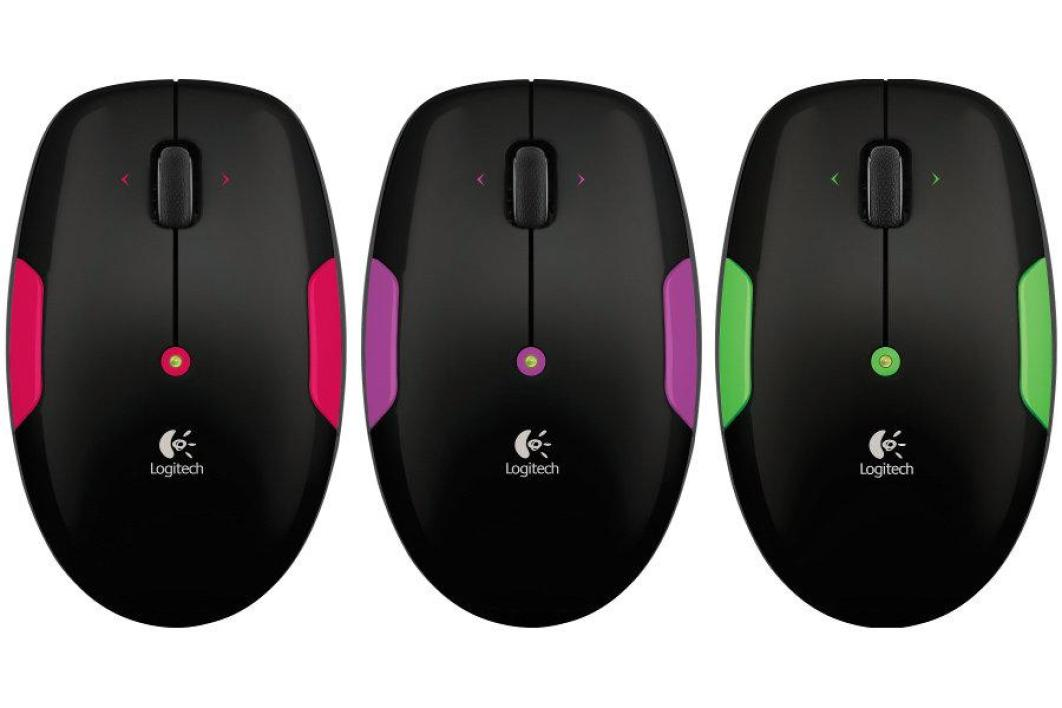Logitech Wireless Mouse M345