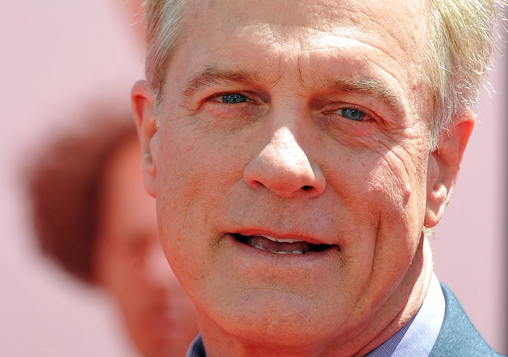 Stephen Collins en avril 2012 à Los Angeles.