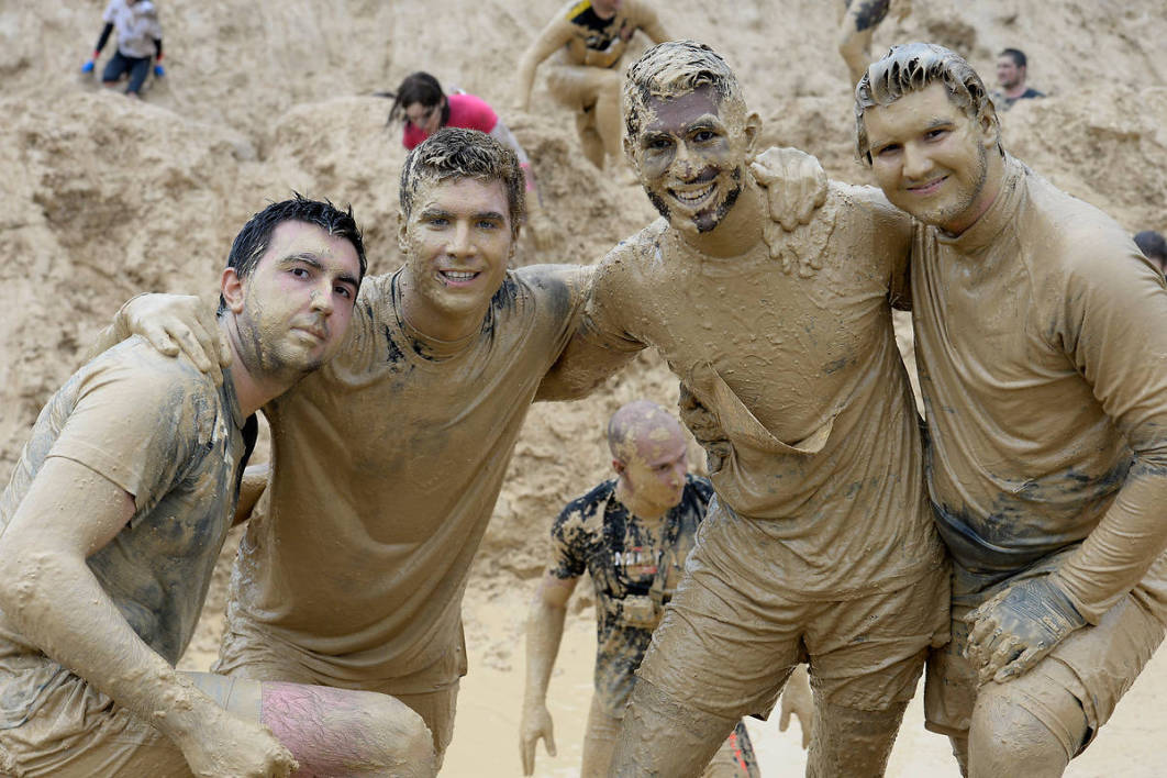 The Mud Day : 80 000 Mud Guys attendus pour le cru 2015 !