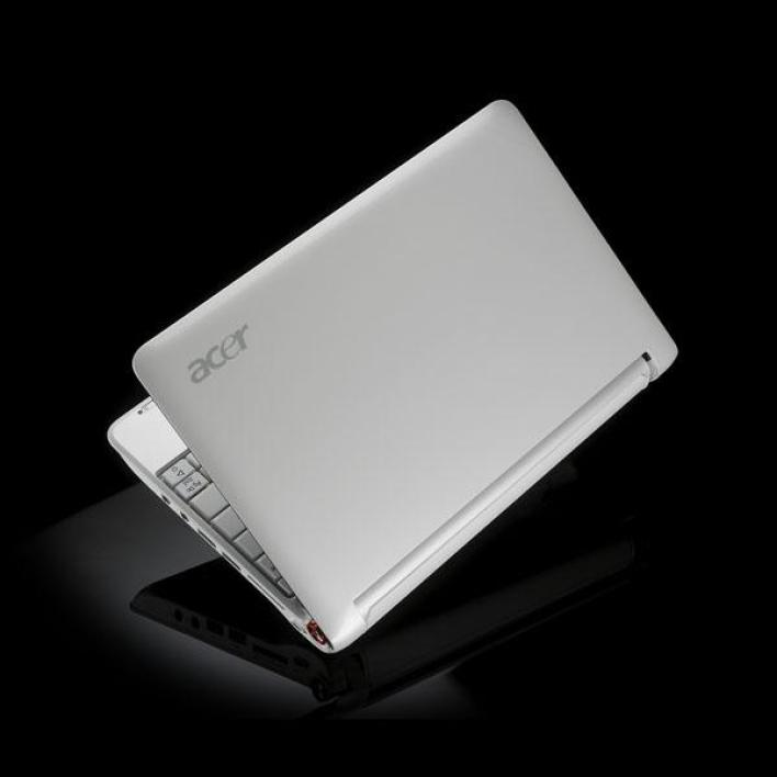 Acer Aspire One A110 - SSD 8 Go Linux