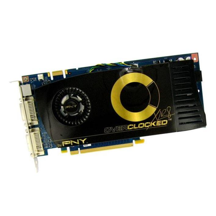 PNY GeForce 9800GTX OC XLR8
