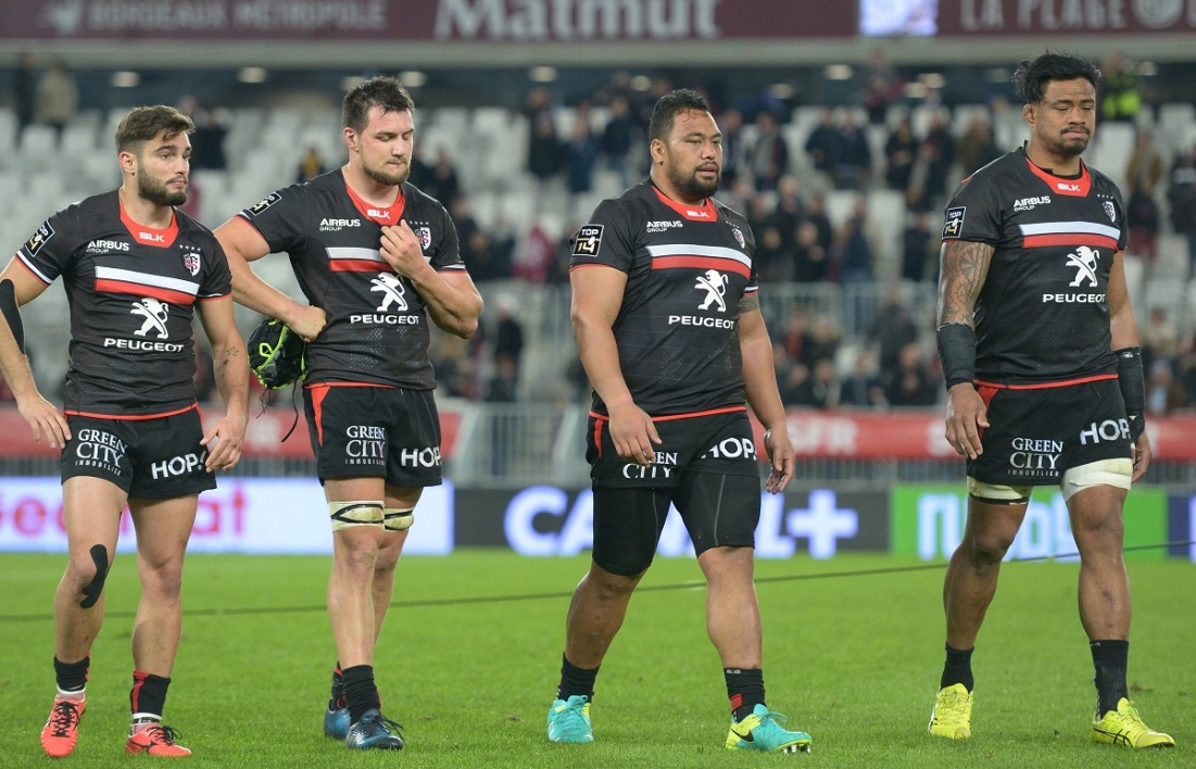Tongs rugby Stade Toulousain - Stade Toulousain