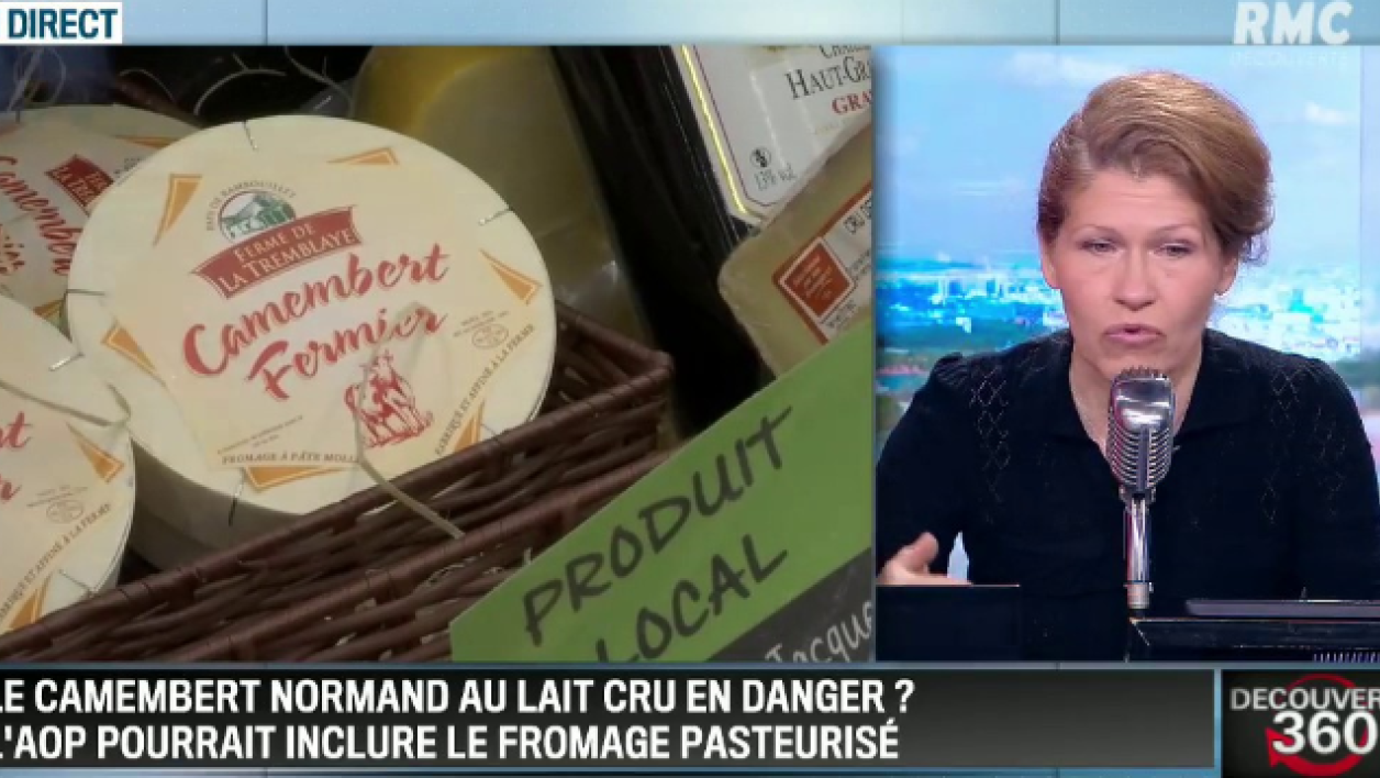 "Pourquoi on est en train ""d'assassiner"" le camembert AOP"