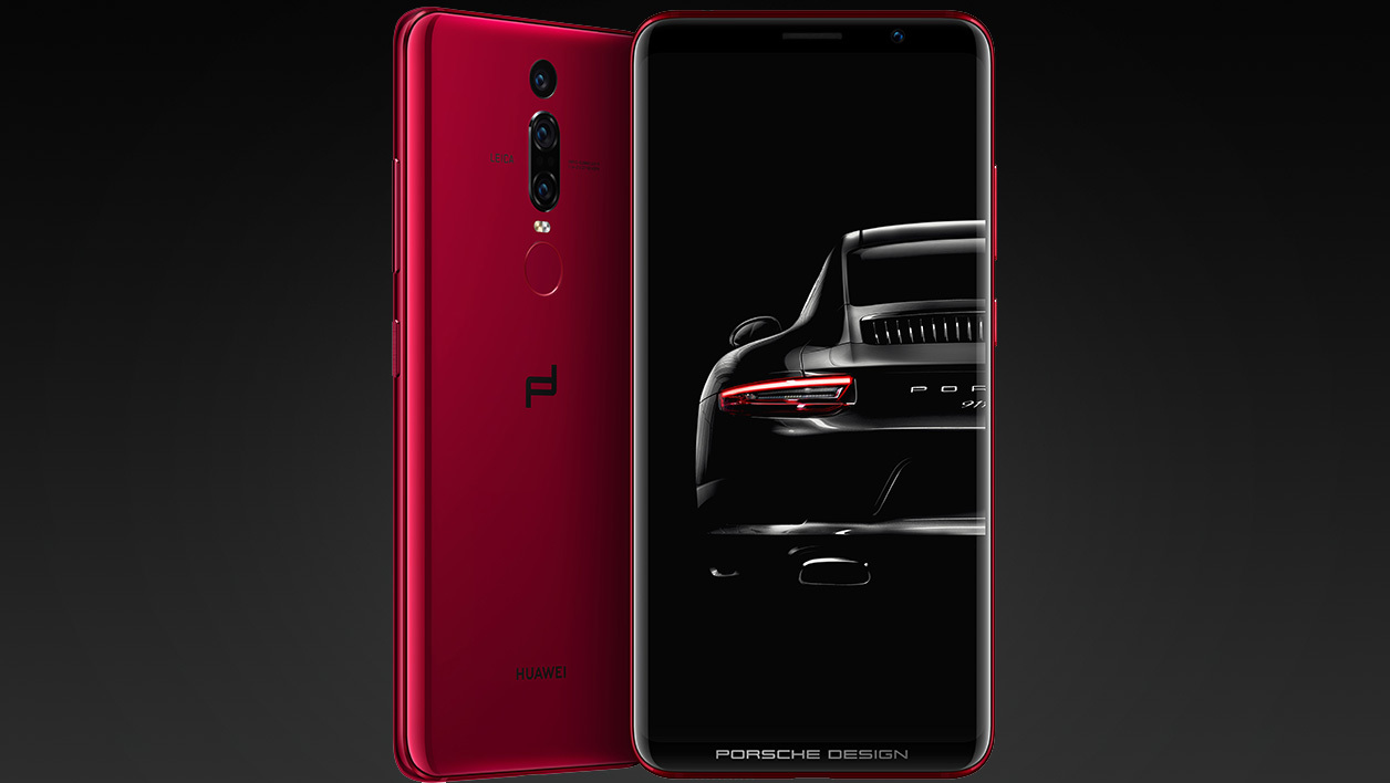 Le Huawei Mate RS Porsche Design
