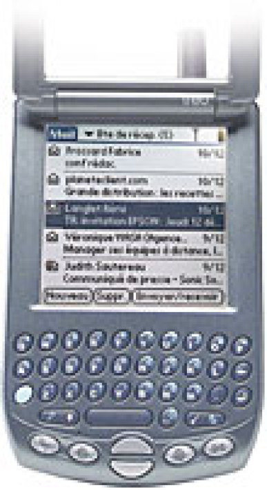 Treo Mail 1.5 relaie la messagerie sur PDA