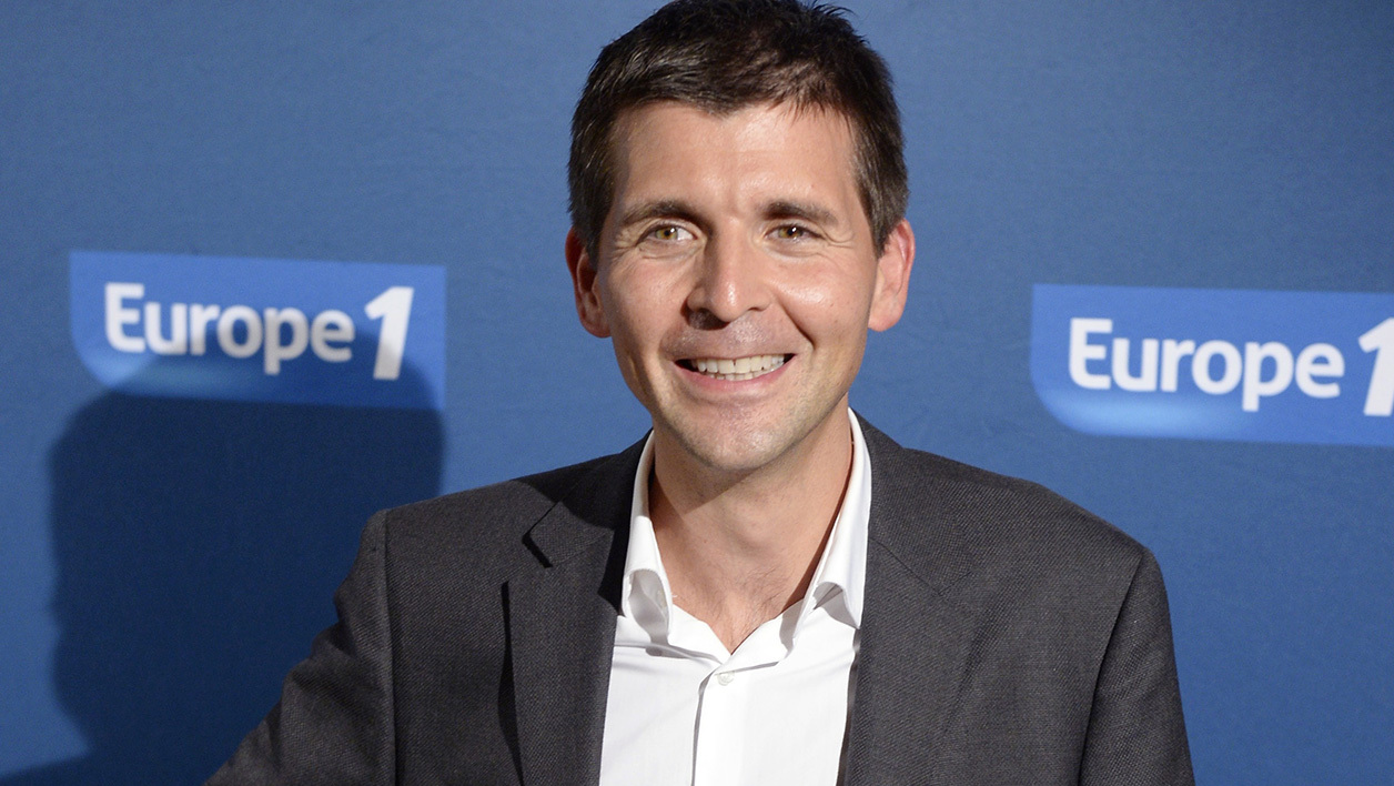 Thomas Sotto arrive sur France 2