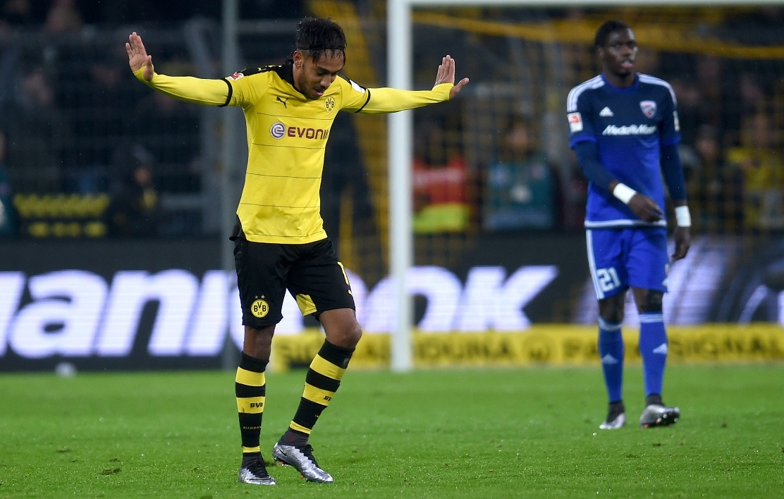 Mercato: Aubameyang donne son accord au Real Madrid