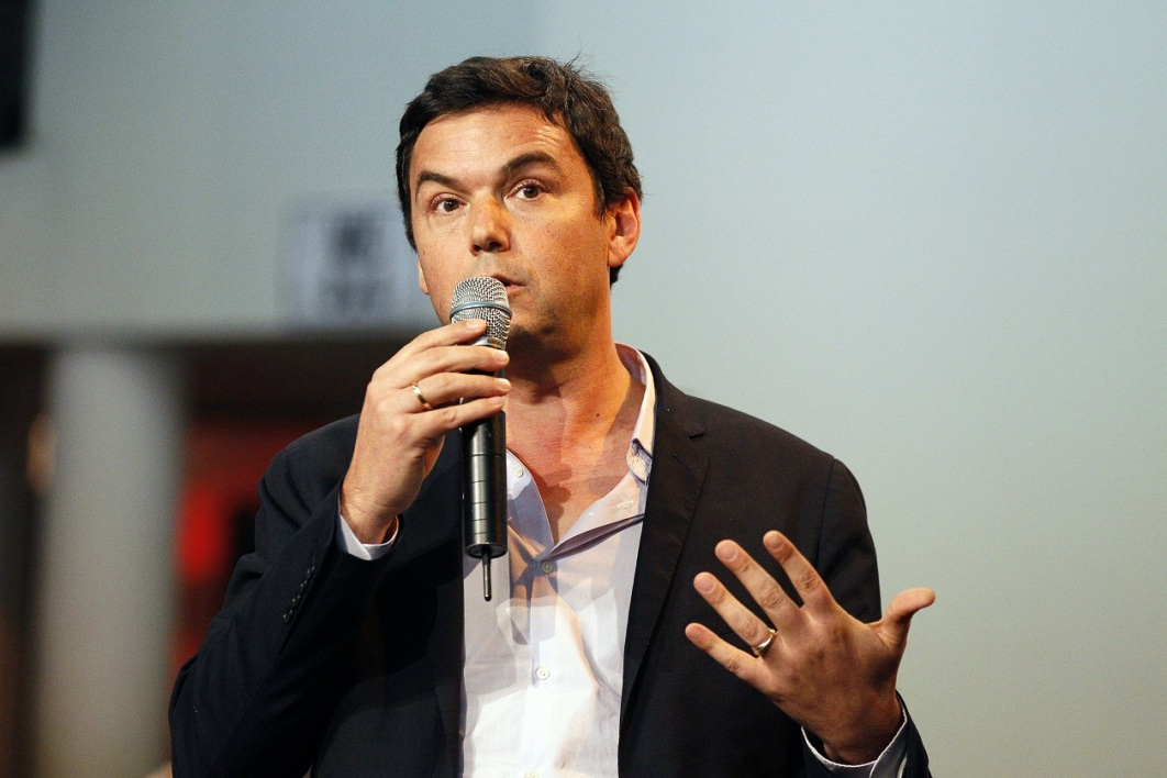 Thomas Piketty, économiste.