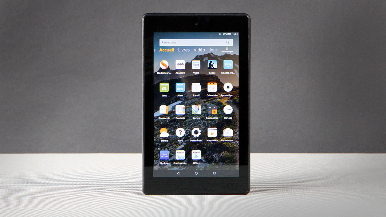 Amazon Fire 7 16 Go