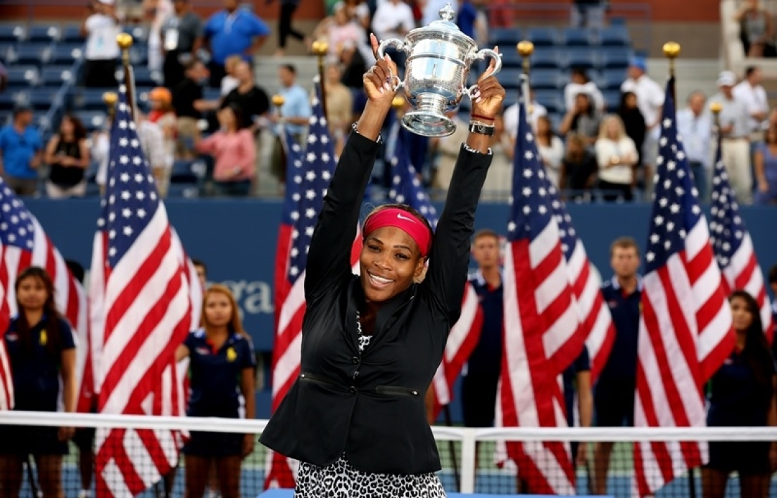 US Open : S.Williams, reine en son royaume