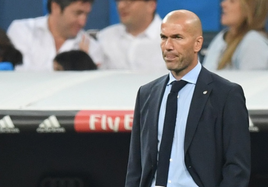 Real Madrid: Zidane ne change pas ses plans contre Tottenham