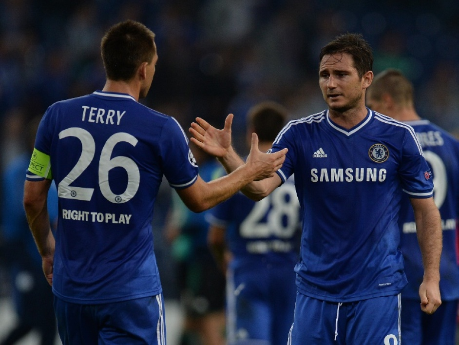 Chelsea: Lampard inquiet pour ses Blues