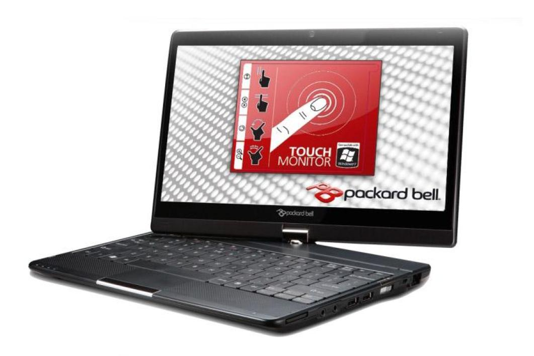 Packard Bell EasyNote Butterfly Touch EV-017FR