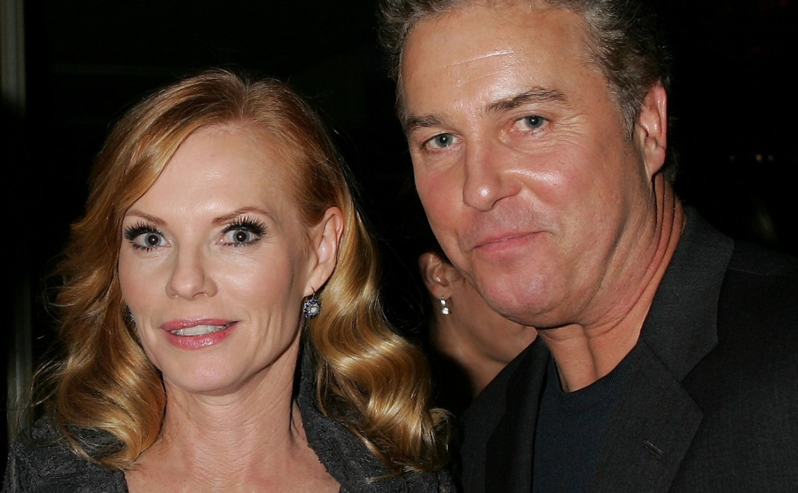 Marg Helgenberger et William Peterson des Experts