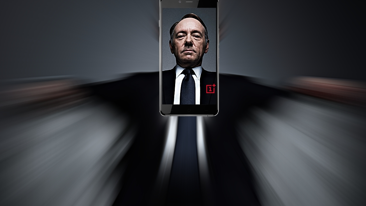 OnePlus House of Cards