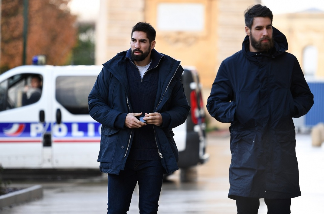 Nikola Karabatic suspendu six matches — Handball / Paris truqués