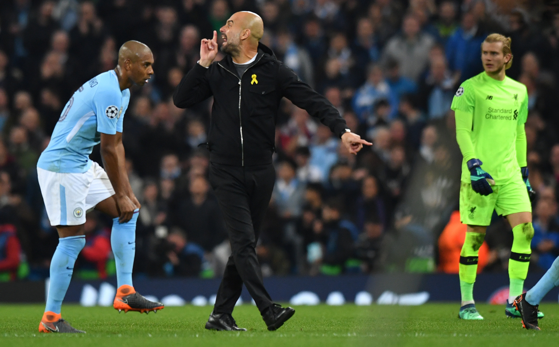 VIDEO. Manchester City-Liverpool: Guardiola exclu après le but refusé à Sané