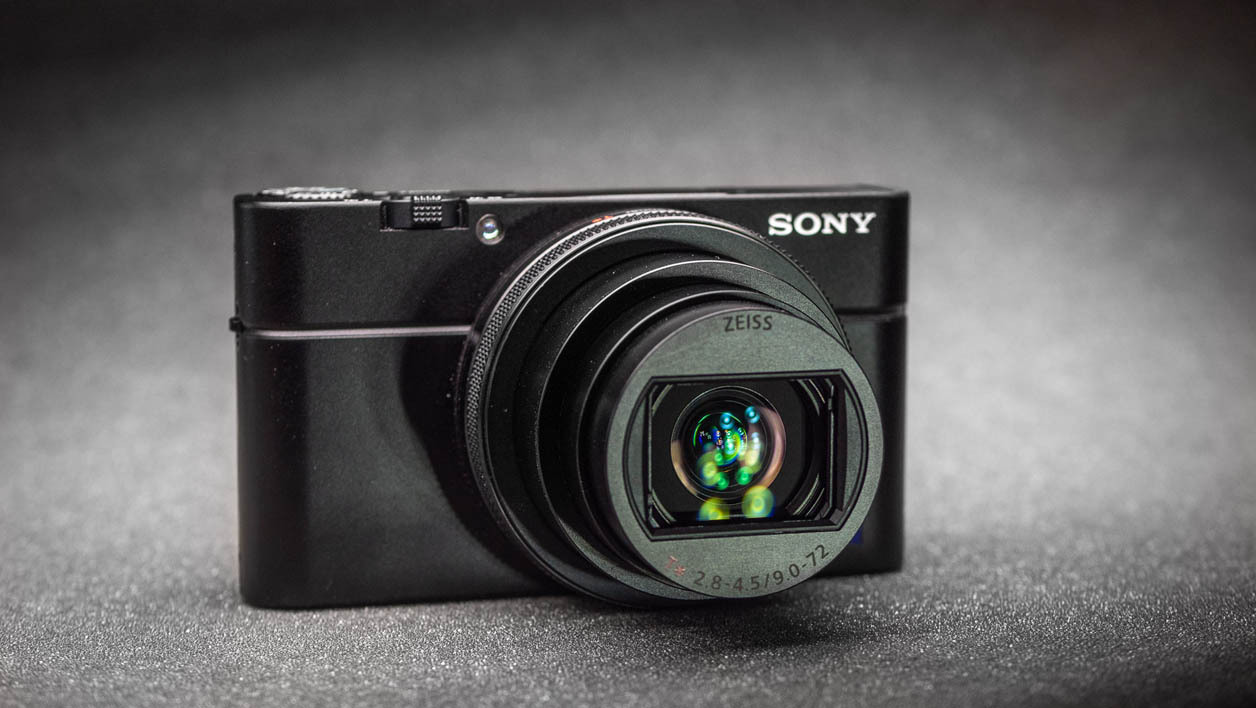Sony Cyber-shot RX100 Mark VI