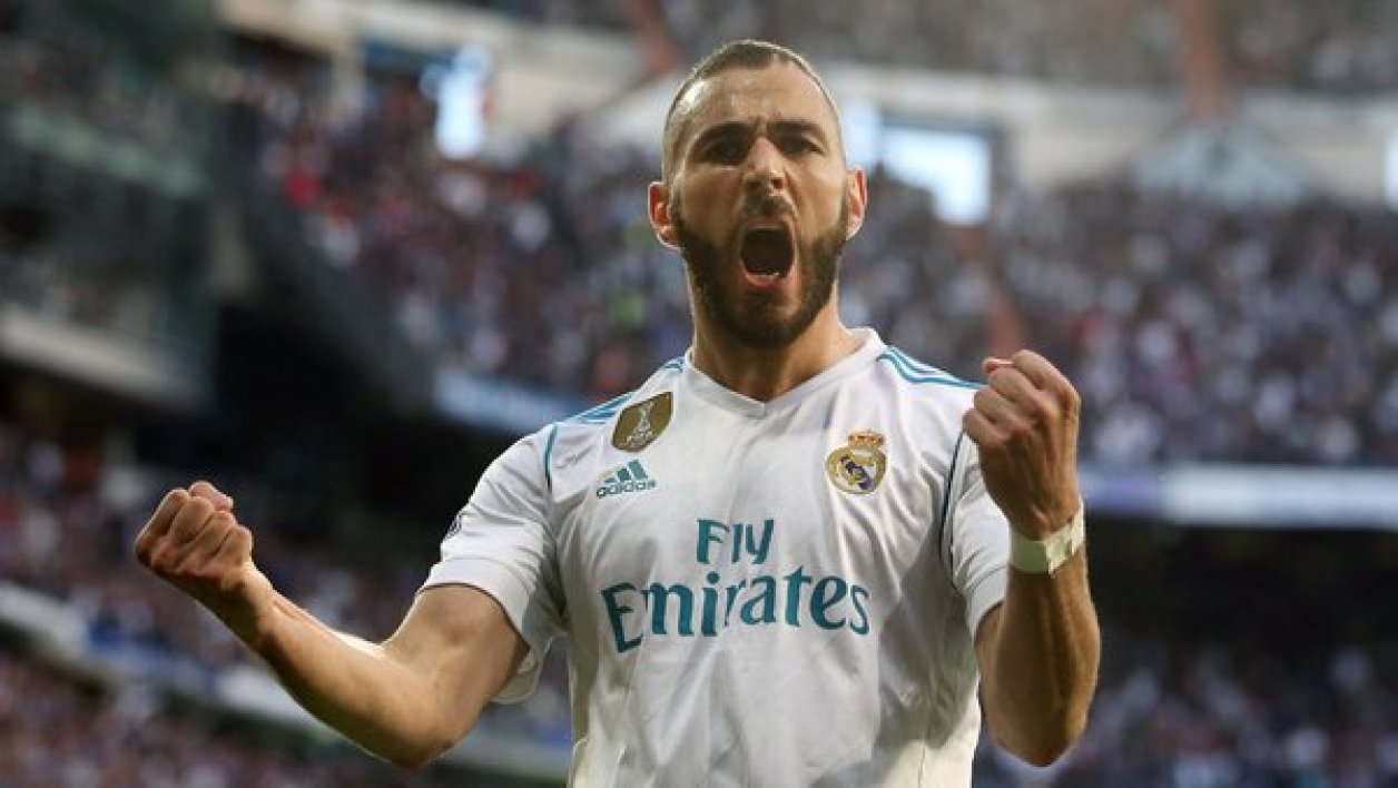 Benzema Real
