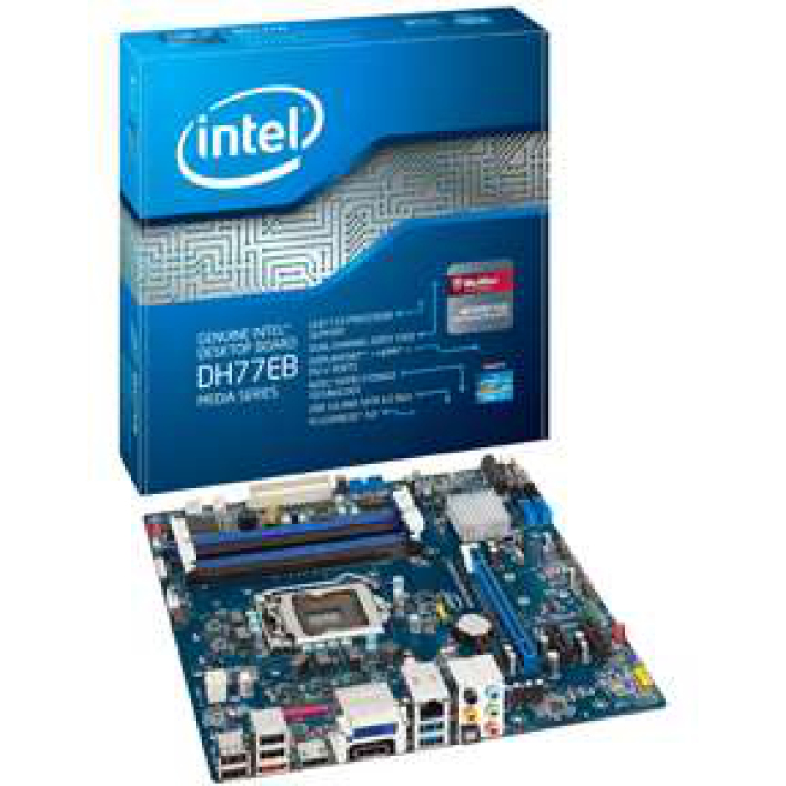 Fiche technique Intel DH77EB