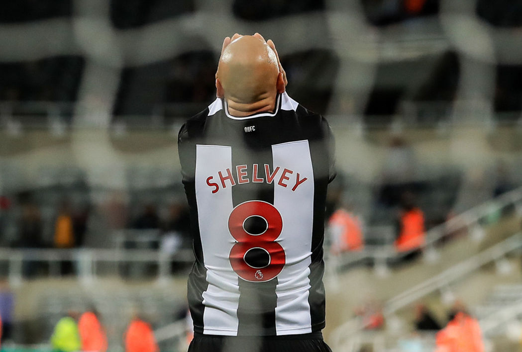Jonjo Shelvey - Newcastle