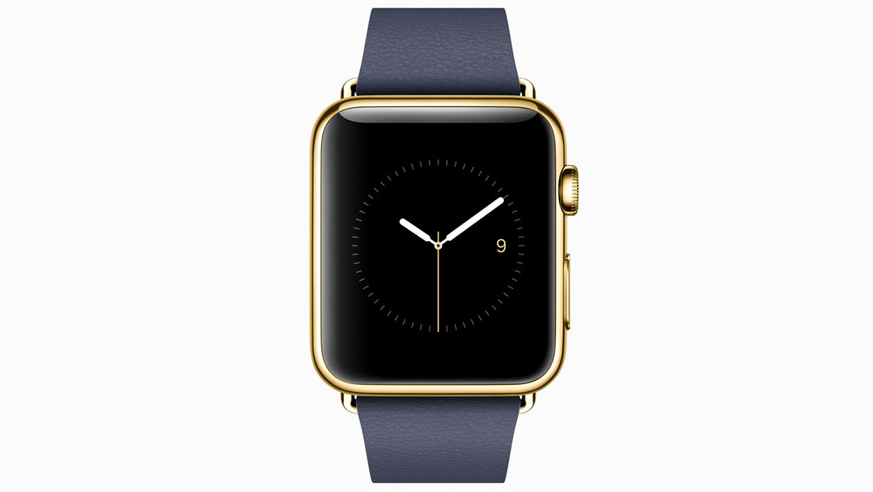 L'Apple Watch Edition sortie en 2015
