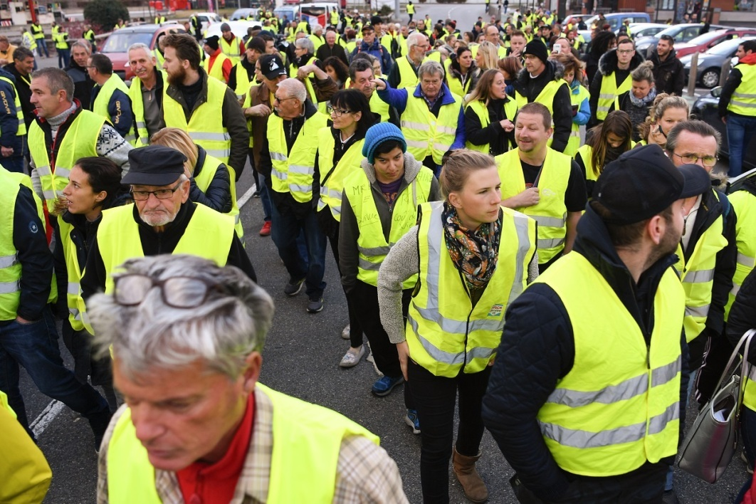Gilets jaunes: quel dispositif pour le 19e week-end de mobilisation