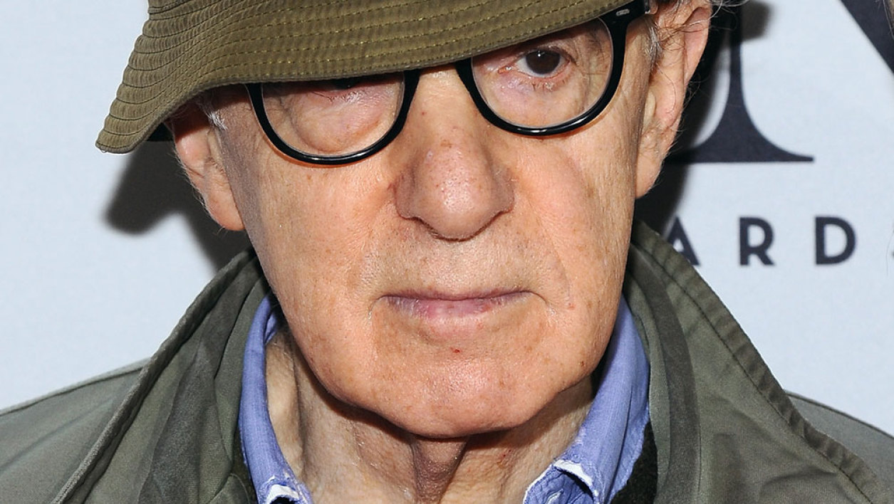 Woody Allen, le 30 avril 2014 à New York.