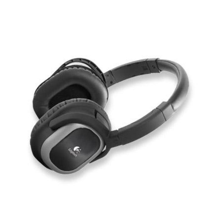 Logitech Noise-Canceling Headphones