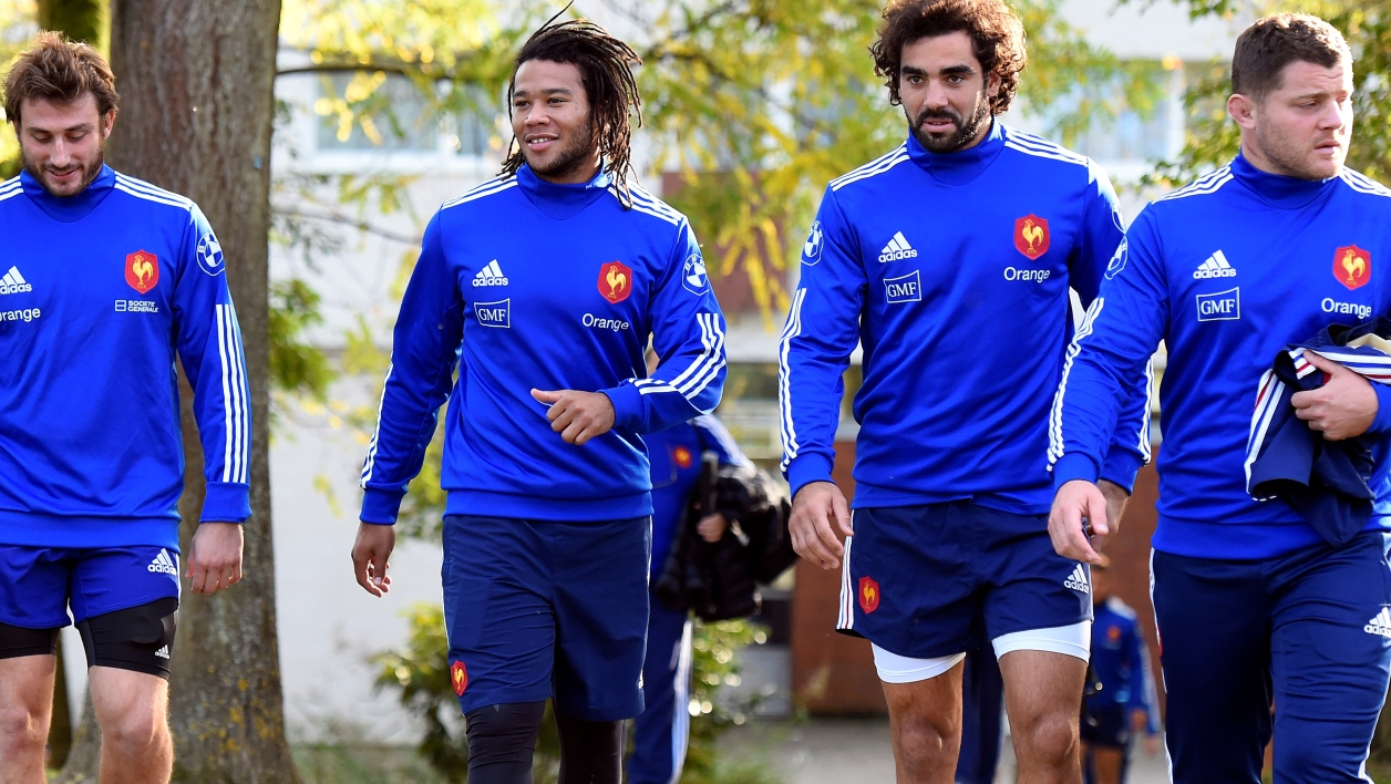 Le XV de France attend son France-Ukraine