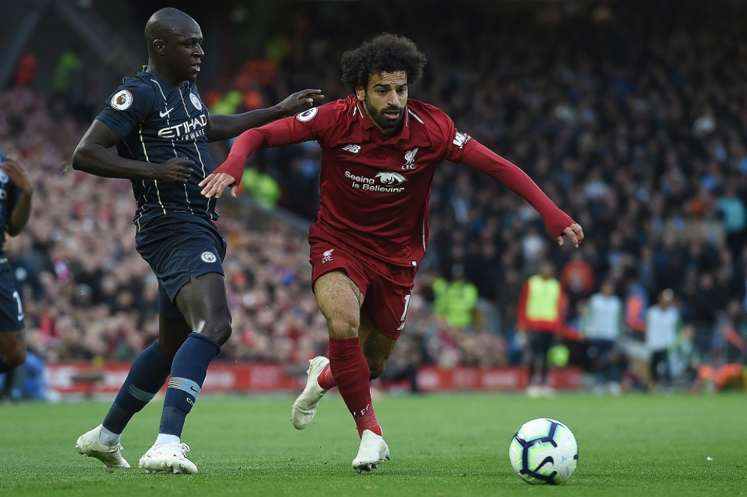 Salah face à Mendy