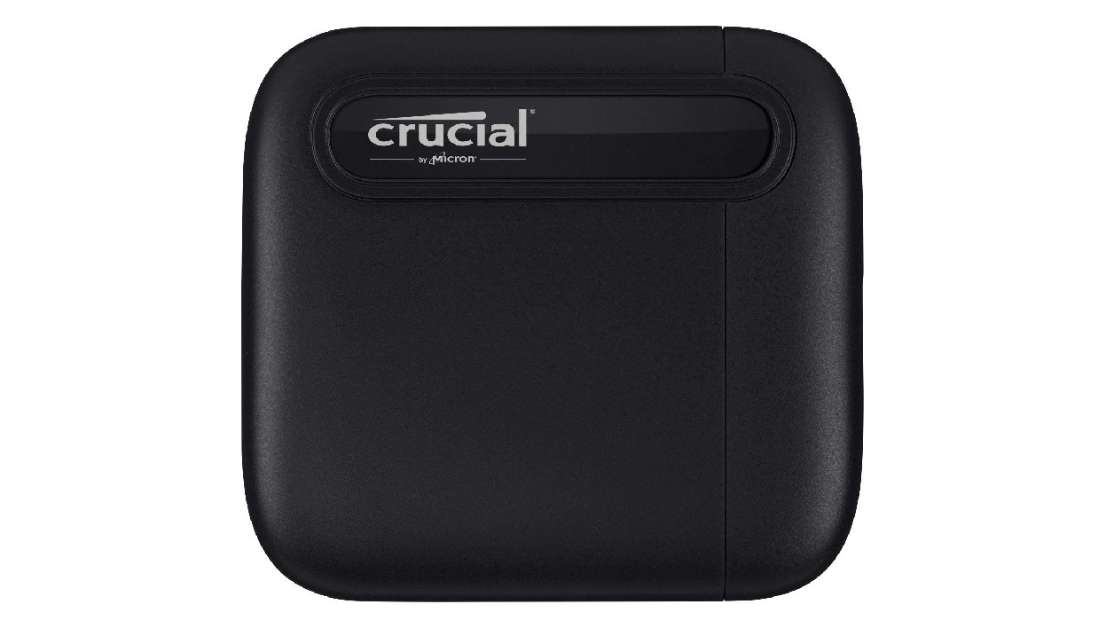 Crucial X6 2 To