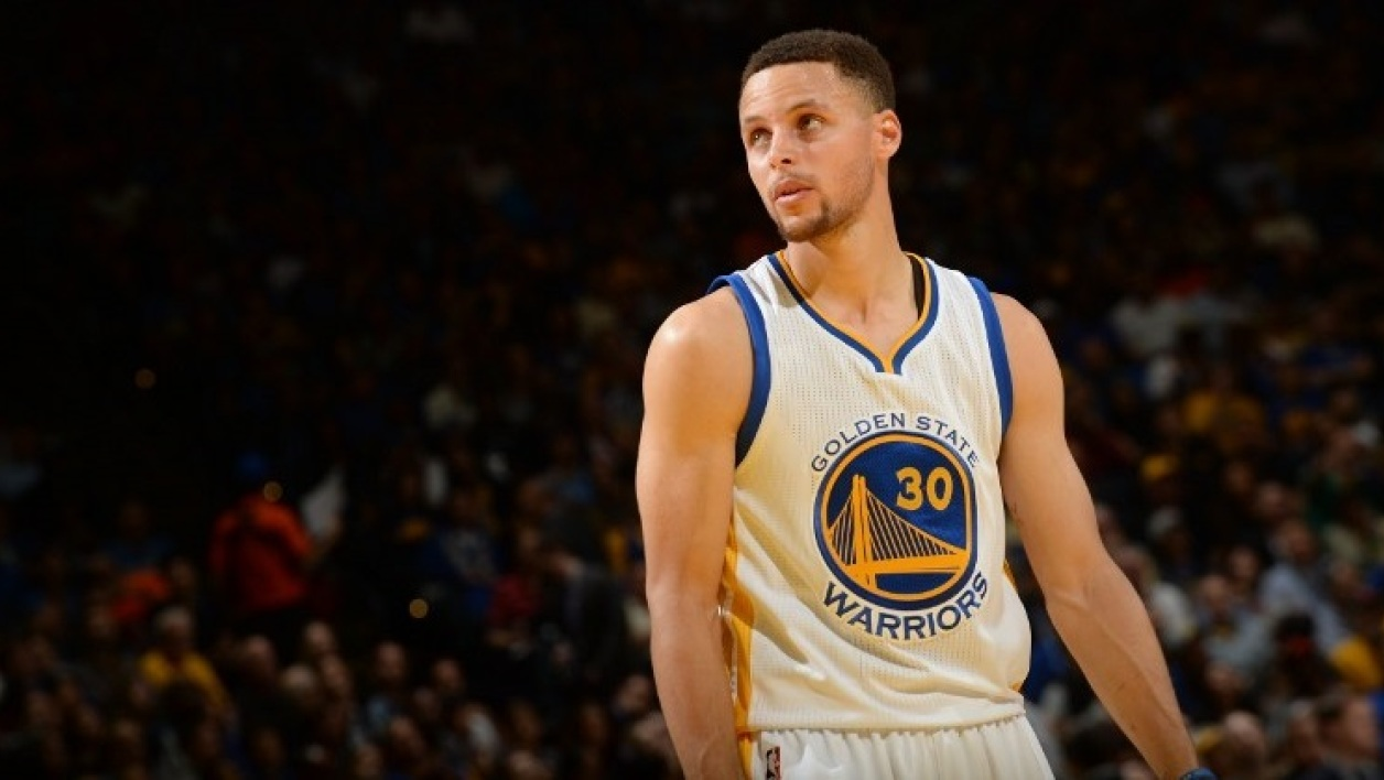 "Stephen Curry, le ""Baby Face Killer"""