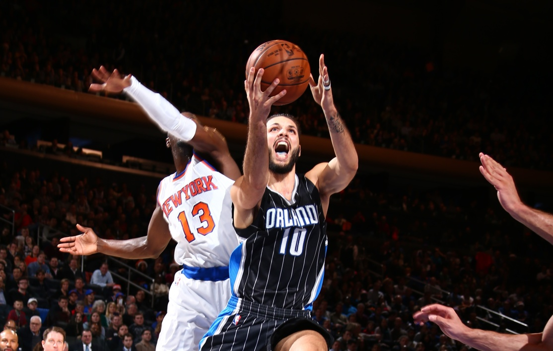 EN VIDEO - NBA: Fournier dompte les Knicks