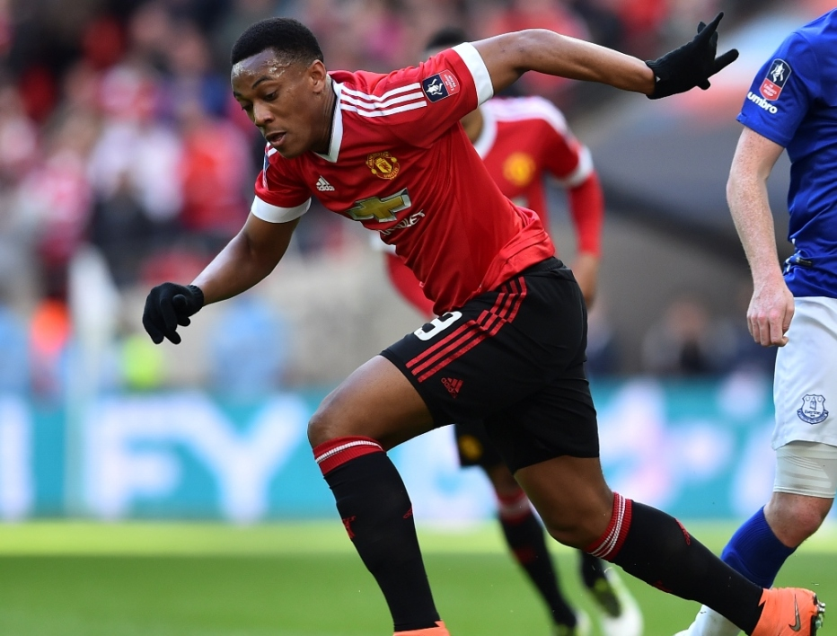 Maillot THIRD Manchester United Anthony Martial
