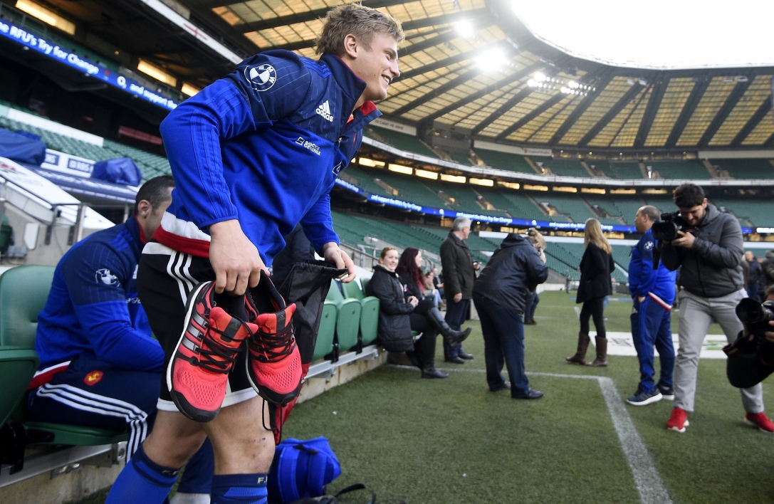 Angleterre-France : revivez l'avant-match
