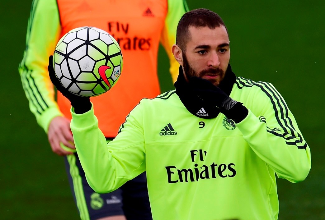 Real Madrid : Benzema revient dans le groupe