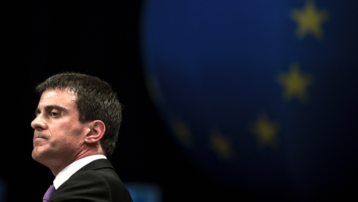 Manuel Valls Allemagne France euro Europe Grèce Alexis Tsipras