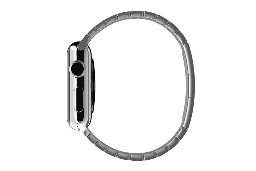 Apple Watch 42 mm (acier)