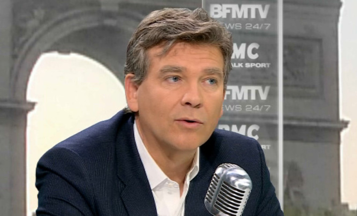 Arnaud Montebourg face à Jean-Jacques Bourdin: les tweets de l'interview