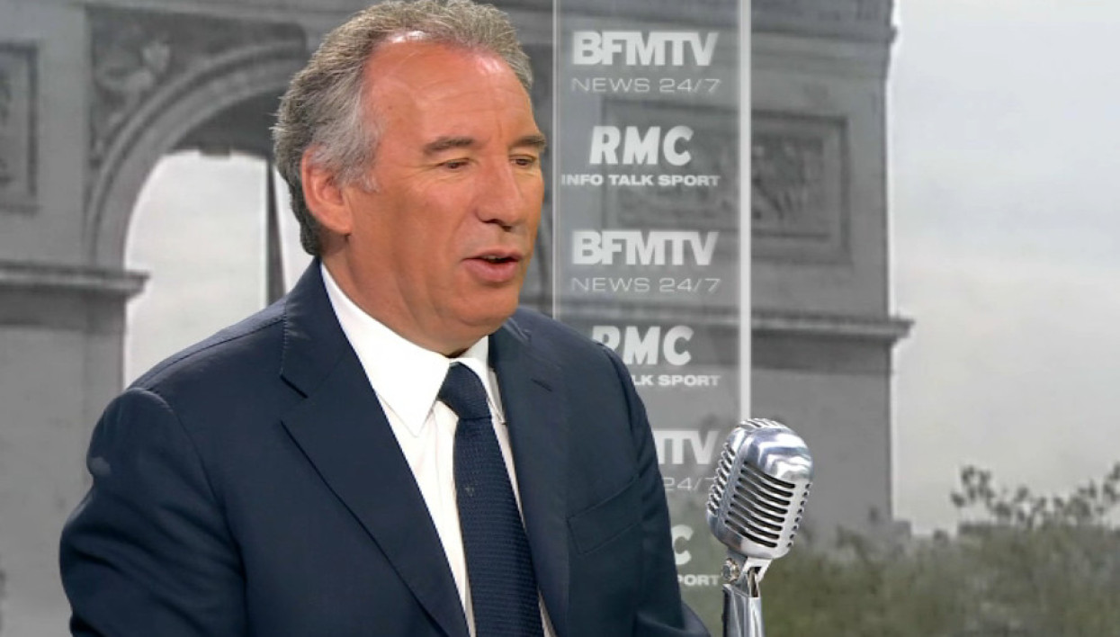 François Bayrou face à Jean-Jacques Bourdin: les tweets de l'interview