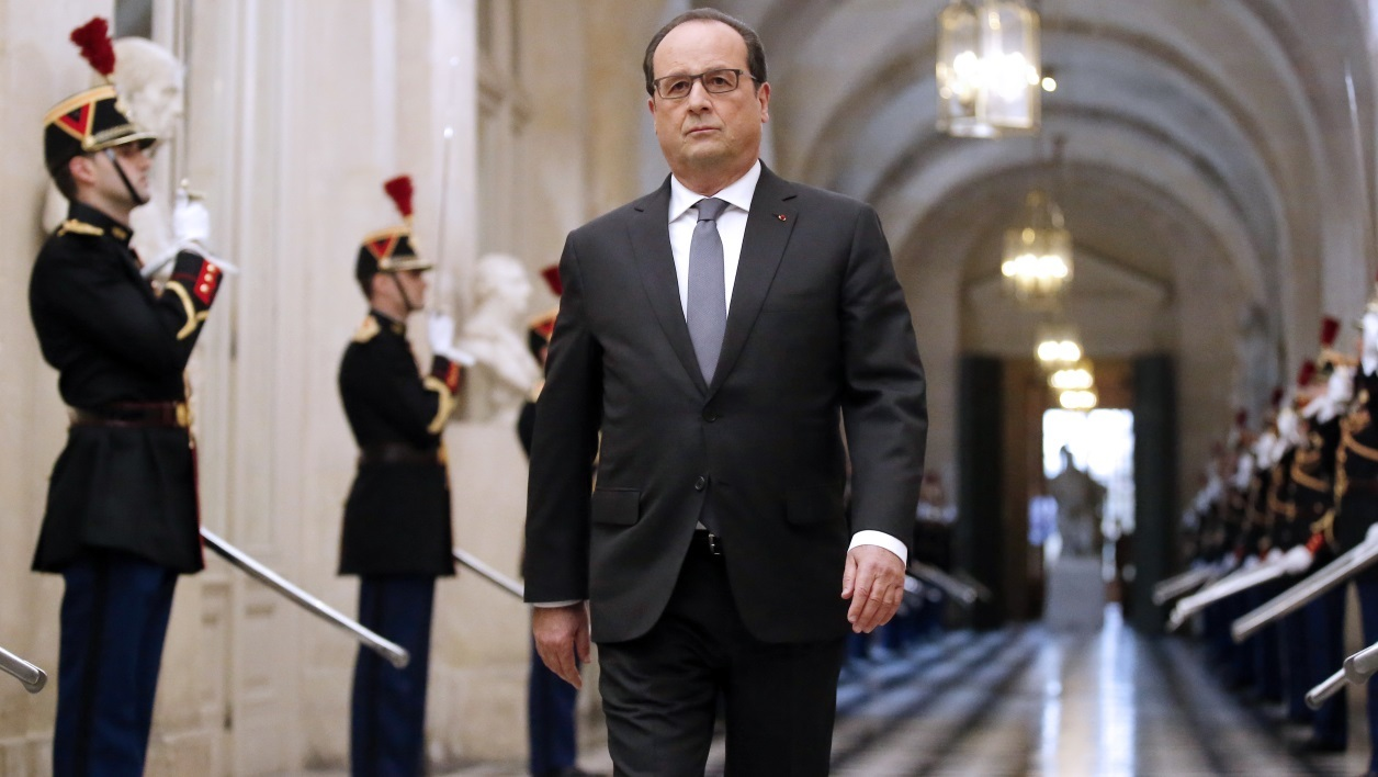 François Hollande  attaques de Paris attentas de Paris attentats du 13 novembre