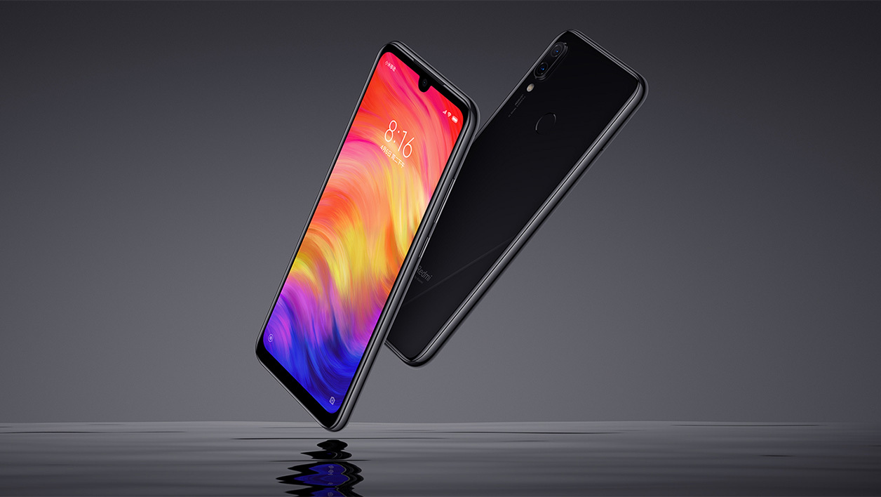 Le Redmi Note 7