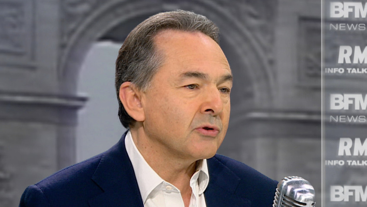 Gilles Kepel face à Jean-Jacques Bourdin: les tweets de l'interview