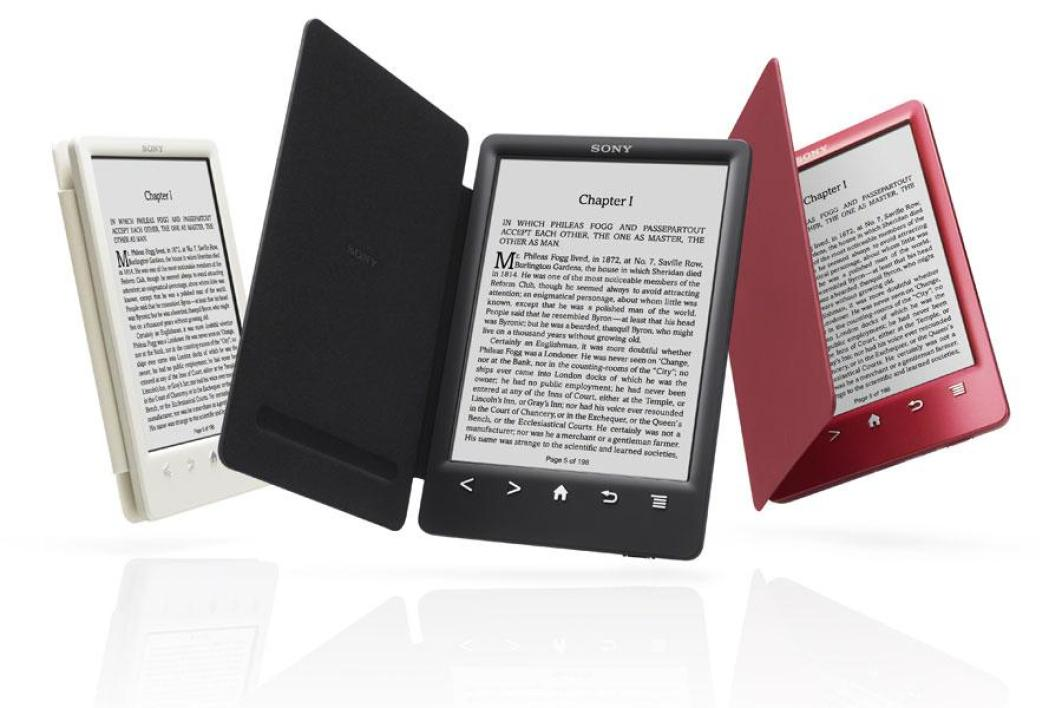 Kindle Vs Sony Reader: Sony Reader PRS-T3 : Le Test Complet