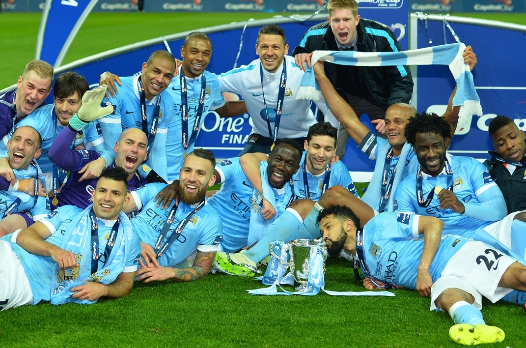 League Cup: la passe de quatre pour City