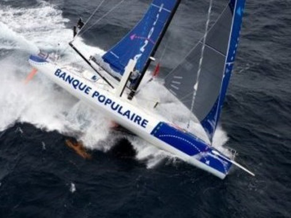 "Vendée Globe - Le Cléac'h: ""On a des chances de battre le record de Gabart"""