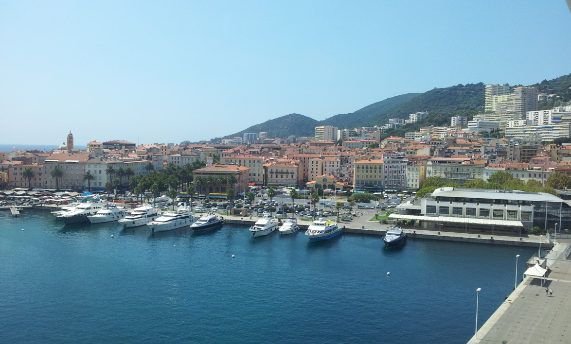 Le port d'Ajaccio (image d'illustration)