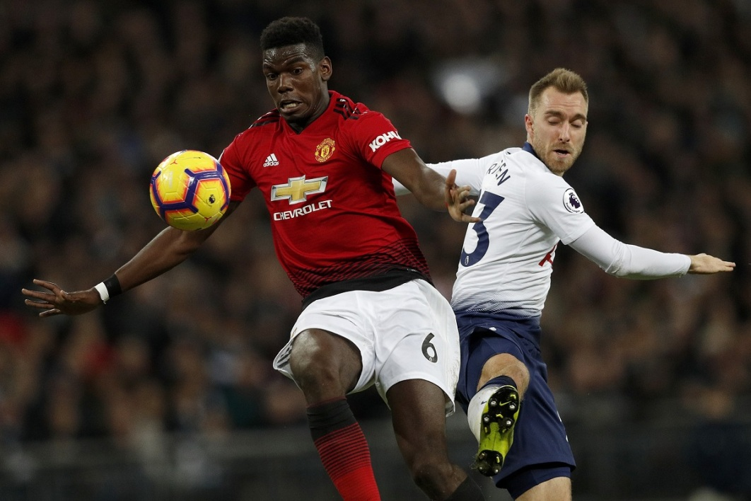 Manchester United: Eriksen pour remplacer Pogba?