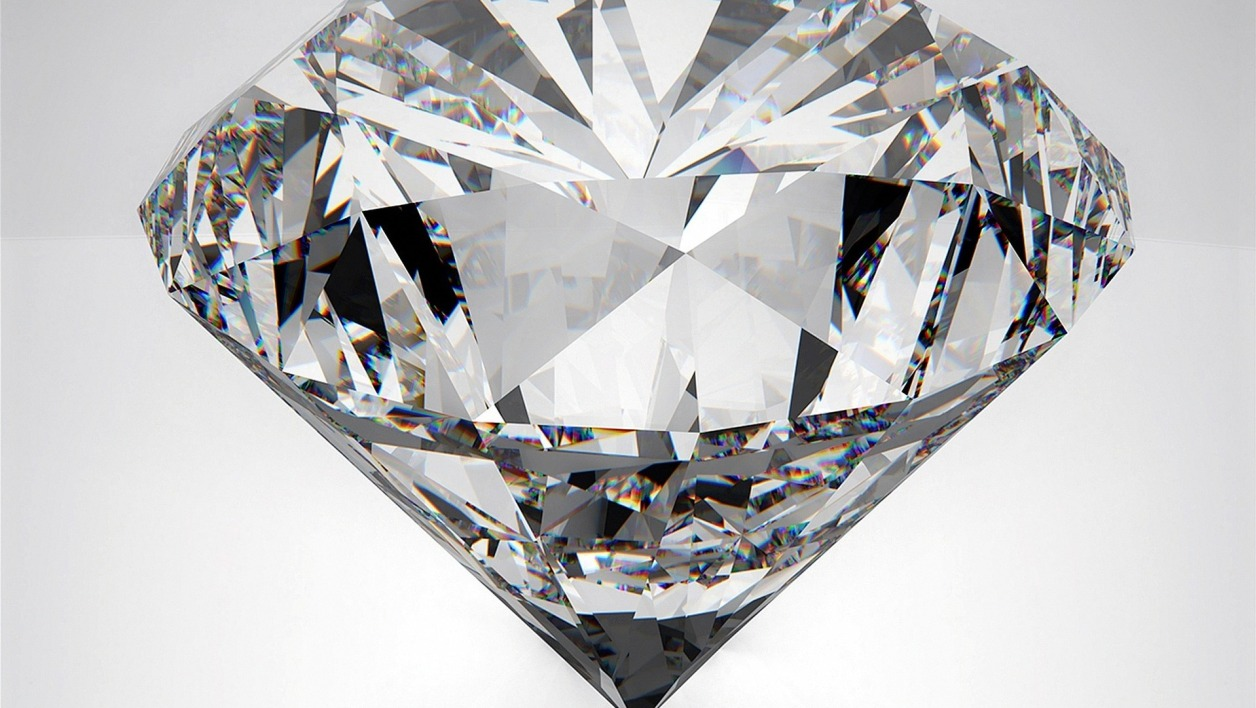 Image d'illustration d'un diamant